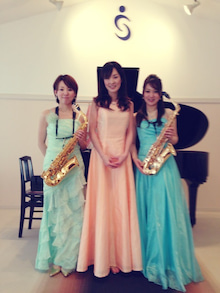 $Trio Allium ~Official blog~