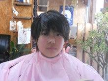 体育会系ショート女子☆ | Be Frank平野理髪店ブログ