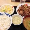 タケノコ&白バイ、そして肉増量キャンペーン第2弾。の画像