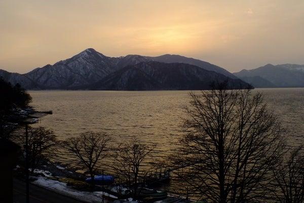 日光の離宮楓雅から中禅寺湖&社山