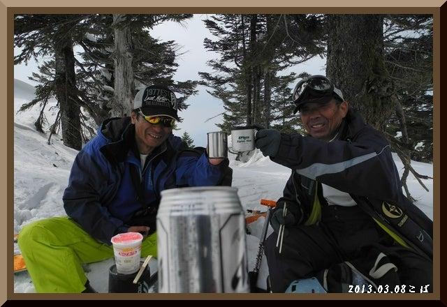 ロフトで綴る山と山スキー-0308_1109