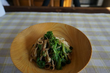 yuzuberryCafe-菜の花