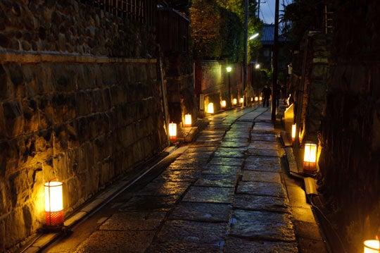 そうだった、京都に行こう(京都写真集)-石塀小路4