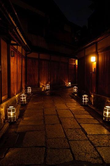 そうだった、京都に行こう(京都写真集)-石塀小路6