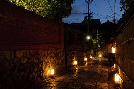 そうだった、京都に行こう(京都写真集)-石塀小路5