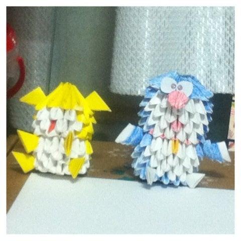 クリスマス 折り紙 折り紙ブロック : ameblo.jp