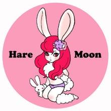 $namy's blog-HareMoon