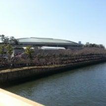 ももクロ物販@大阪城…