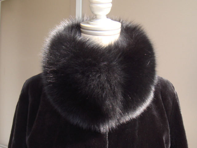 大木毛皮店工場長の毛皮修理リフォーム-毛皮 リフォーム 仕立て直し