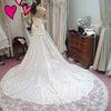 マーメイドを美しく着るために♡の画像
