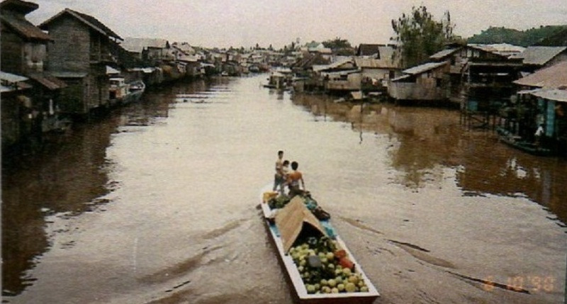黄河のほとりで ~中国の砂漠滞在記~