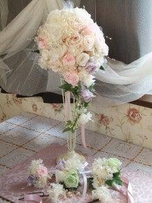 立川 フラワー教室 お好きなお花でアレンジしてインテリアや贈り物に アトリエクリスタルローズ-生徒様の作品