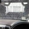 現場と現場への移動合間に洗車。の画像