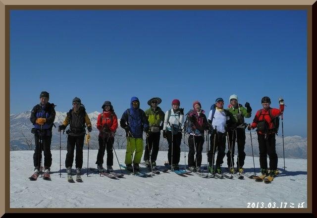 ロフトで綴る山と山スキー-0317_1029
