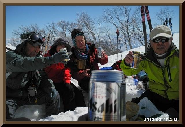 ロフトで綴る山と山スキー-0317_1119