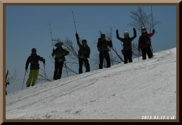 ロフトで綴る山と山スキー-0317_1211