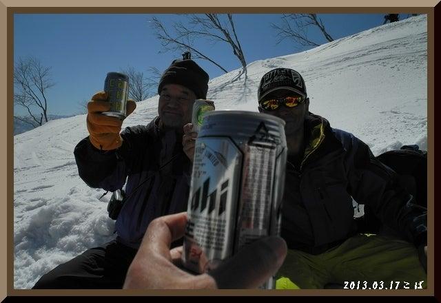 ロフトで綴る山と山スキー-0317_1053