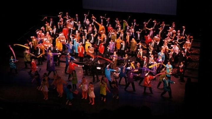 ゲイ男声合唱団の合唱音楽サークルです。ゲイ男性だけのコーラスでヴォーカルアンサンブルやアカペラを満喫!