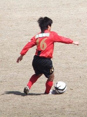 ☆りえのサッカーLOVE日記☆-20130317 山城