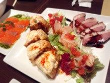 遥香の近況日記-スペイン料理1