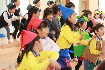 若草幼稚園-卒園式5