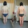 ダイエット3か月後の変化の画像