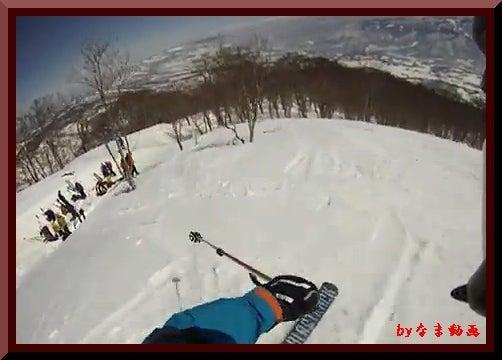 ロフトで綴る山と山スキー-なまさん動画より