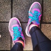 Jogging in…