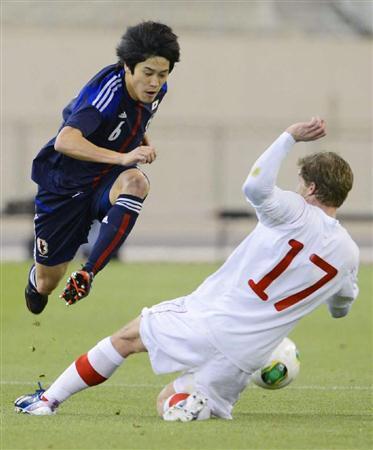 内田篤人 サッカー 日本代表 速報 カナダ戦