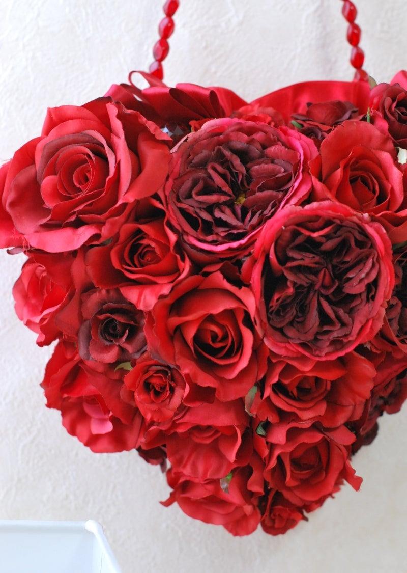 Cinq Flora サンクフローラのブログ ☆花と暮らす悦びをあなたにも-ハートブーケ