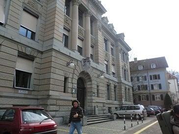スイス国立チューリッヒ芸術大学...