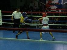 拳闘日記/AKIRAの拳に夢を乗せて-試合