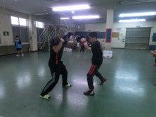 拳闘日記/AKIRAの拳に夢を乗せて-篠田さん