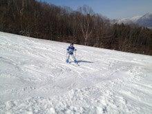 午後スキー8