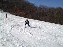 午後スキー6
