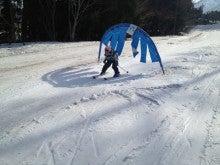 午後スキー9