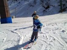 午後スキー4
