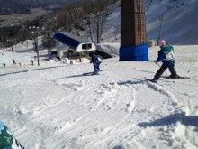 午後スキー3