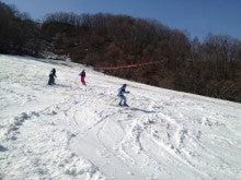午後スキー7