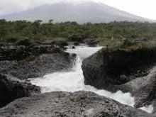 LUCHOの私的チリ潜入記-滝2