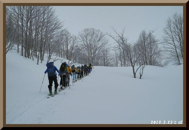 ロフトで綴る山と山スキー-0323_0929