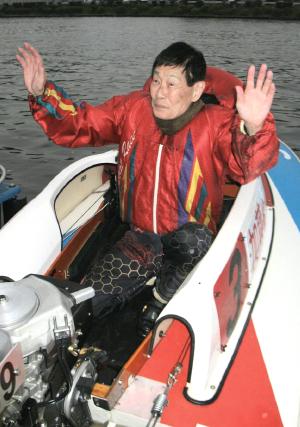 71歳・加藤峻二選手が最年長優勝...