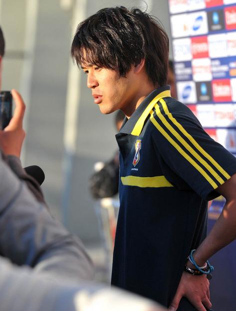 内田篤人 サッカー 日本代表 ワールドカップ 最終予選 ヨルダン