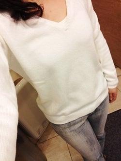 ... 無印 UVカットVネックセーター 婦人 ...