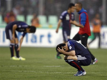 サッカー日本代表 ヨルダン戦