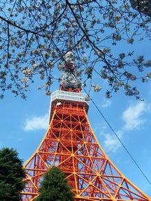 $泡正しいヒビ日記-東京タワー