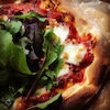 pizza 生地 2種類 焼けた~と思ったら、日が暮れていた・・・の画像