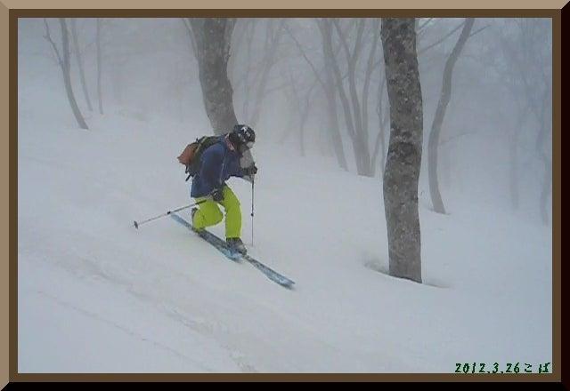 ロフトで綴る山と山スキー-0326_1202