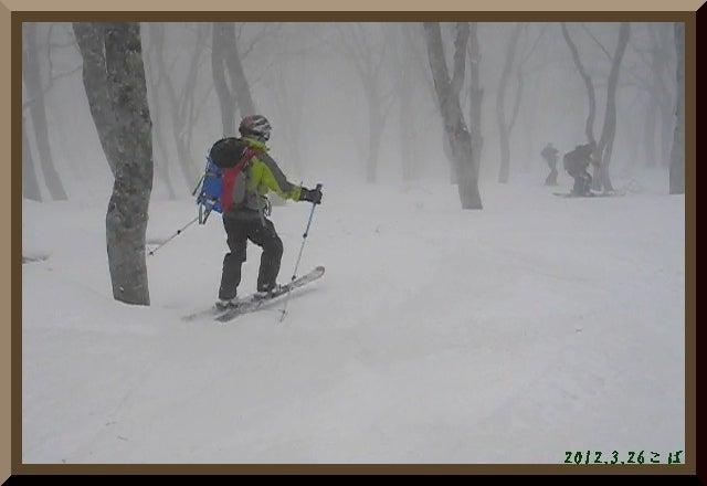 ロフトで綴る山と山スキー-0326_1208
