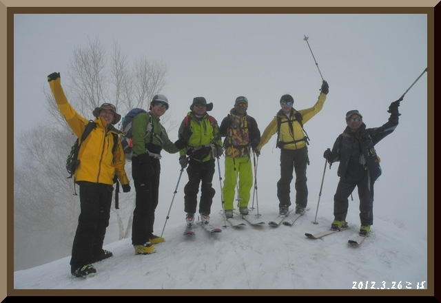 ロフトで綴る山と山スキー-0326_1107